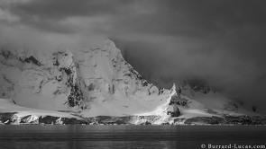 Antarctica in Infrared