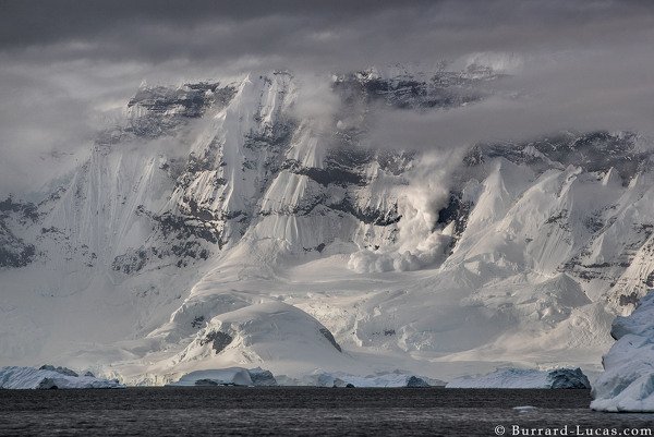 Antarctic Avalanche
