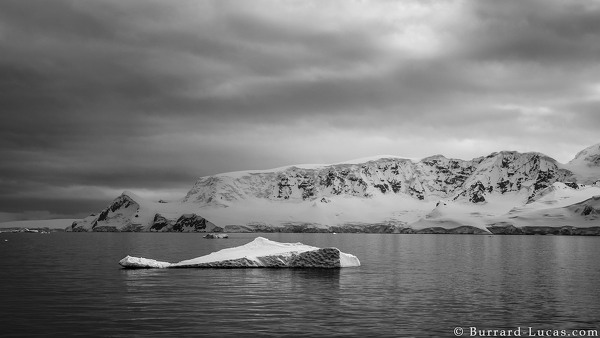Antarctic Infrared