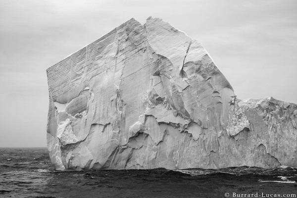Iceberg in Infrared