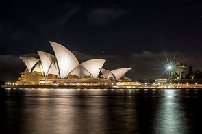 Sydney Opera House by Nainesh