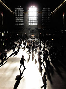 Grand Central by Dario Sartini