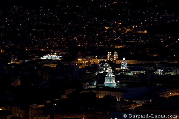 Centre of Quito
