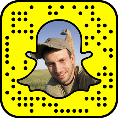 Wildlife Photographer on Snapchat